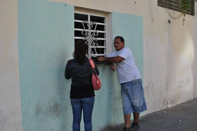 Kubańska kawiarnia - tu zamawiają kawę dla siebie